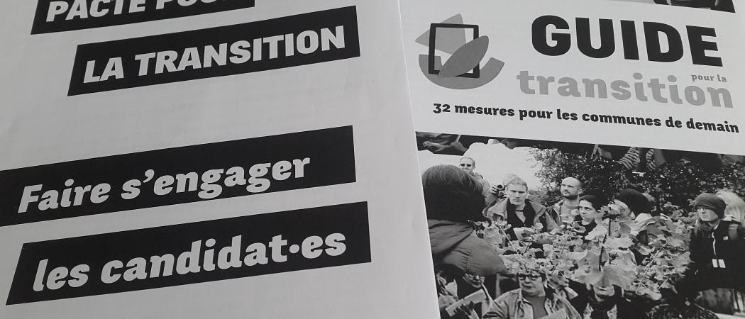 Démarrage de la campagne du Pacte pour la Transition dans le Calaisis