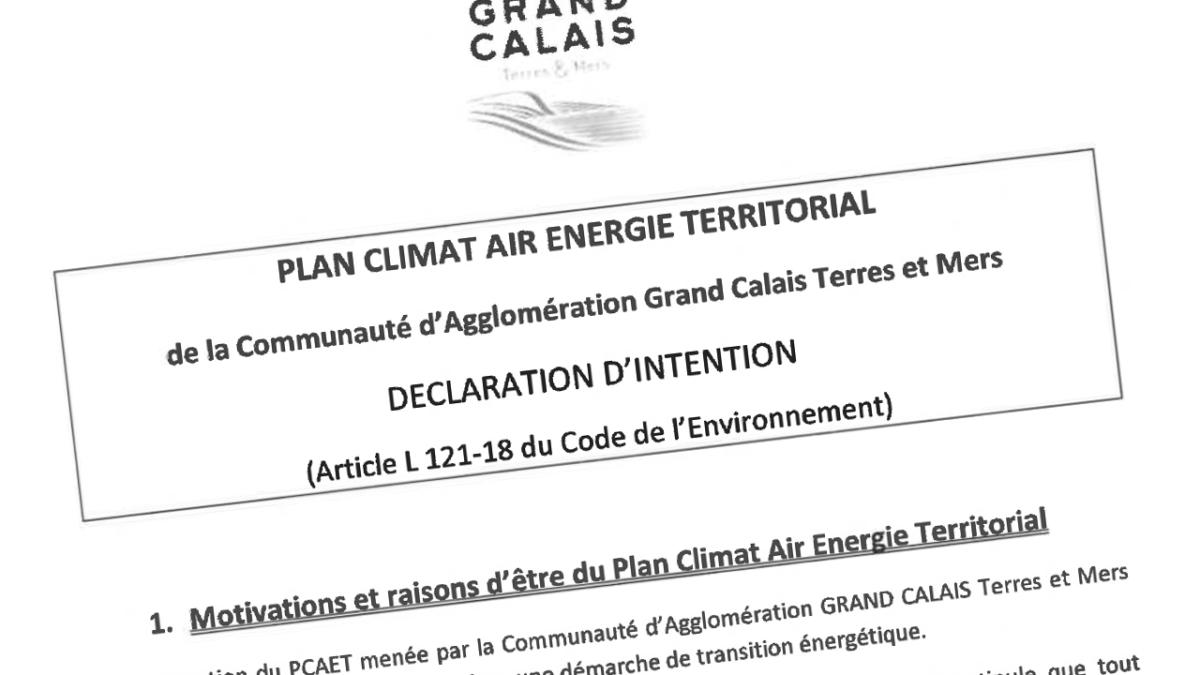Courrier aux élu⋅e⋅s de l'agglomération à propos de l'élaboration du Plan Climat