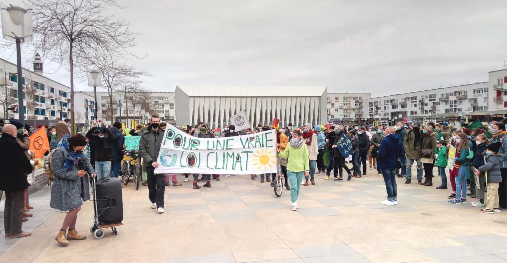 Pour une vrai loi climat