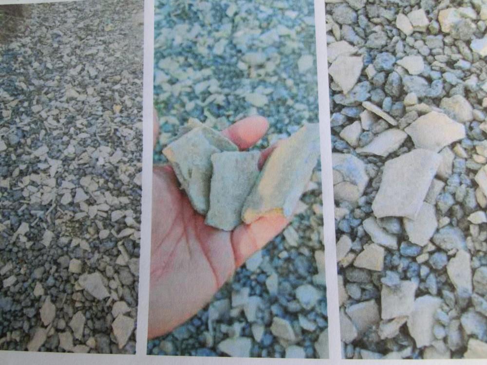 Licques : Les 4C et l'EPAC mettent à jour un dépôt illégal de matériaux amiantés